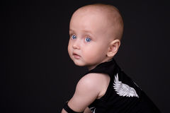 Rocker-baby Royalty Free Stock Photos
