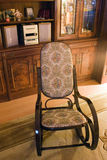 Rocker chair Royalty Free Stock Photos