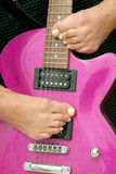 Rocker Feet Royalty Free Stock Photography