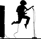 Rocker Jump Stock Photo