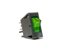 Rocker Switches Stock Images