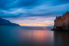rockera chillon Royaltyfri Foto
