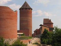 rockera medeltida Arkivbilder