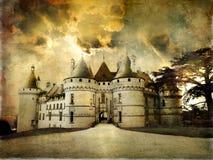 rockerar france royaltyfri illustrationer