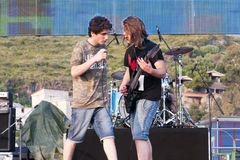 rockers Στοκ φωτογραφία με δικαίωμα ελεύθερης χρήσης