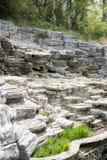 Rockery stone Royalty Free Stock Photos