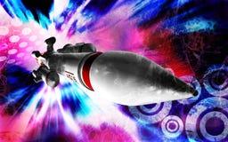 Rocket Royalty Free Stock Image