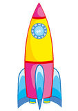 Rocket Royalty Free Stock Photography