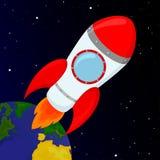 Rocket Imagens de Stock Royalty Free