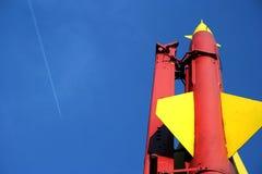 Rocket Fotografia de Stock Royalty Free