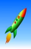Rocket Imagenes de archivo