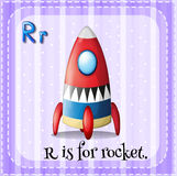 Rocket Foto de Stock Royalty Free