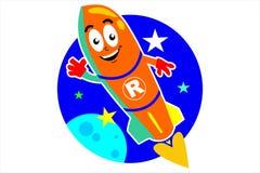 Rocket Lizenzfreies Stockbild
