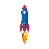 Rocket Fotografia Stock