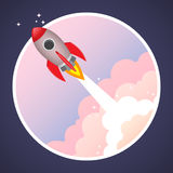 Rocket Illustrazione di Stock