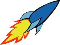 Rocket Foto de Stock Royalty Free