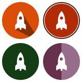Rocket Photographie stock libre de droits