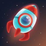 Rocket illustration de vecteur