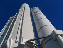 Rocket Ariena 5 Stockfotos