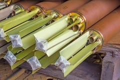 Rocket-Bomben Lizenzfreie Stockbilder