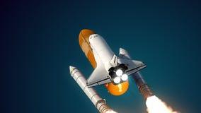 Rocket Busters Detached sólido stock de ilustración