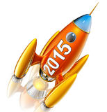 Rocket Royalty Free Stock Image