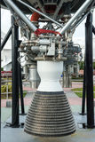 Rocket Engine NASA Kennedy Space Center Stock Photography