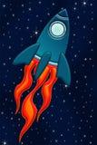 Rocket Royalty Free Stock Photography