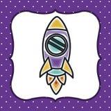 Rocket icon design. Vector illustration eps10 graphic royalty free illustration