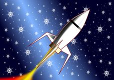 Rocket Royalty Free Stock Images