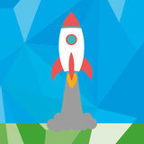Rocket Launch Photos stock