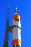 Rocket Launch Lizenzfreie Stockfotografie