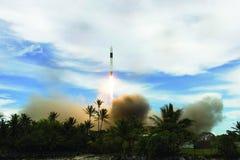 Rocket Launch Photo Royalty Free Stock Photos