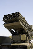 Rocket launcher Stock Images