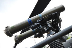 Rocket Launcher Royalty Free Stock Image