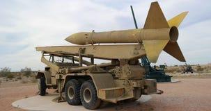 Rocket Launching Vehicle - panorama Immagini Stock