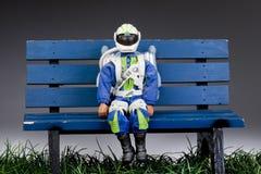 Rocket Man. Royalty Free Stock Photo