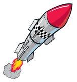 Rocket Missle Fotografie Stock Libere da Diritti