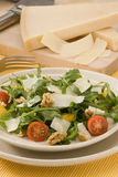 Rocket and parmesan salad. Stock Photo