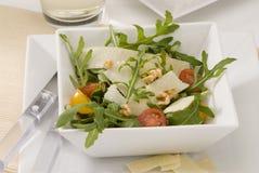 Rocket and parmesan salad. Stock Images