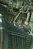 Space rocket engine Royalty Free Stock Photos