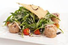 Rocket salad Stock Images