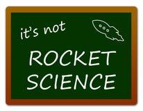 Rocket Science Fotografía de archivo libre de regalías
