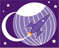 Rocket Science Imagenes de archivo