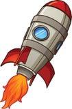 Rocket Ship Fotografía de archivo libre de regalías