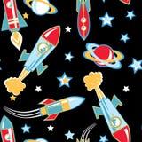 Rocket ship Stock Images