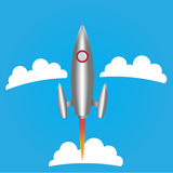 Rocket Stock Photography