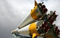 Rocket Souz Royalty Free Stock Photos
