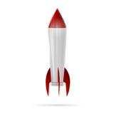 Rocket Space Imagens de Stock Royalty Free