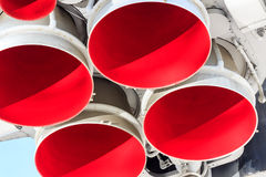 Rocket,space,rocket engines Stock Photography